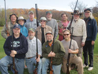 Black Powder shooting group